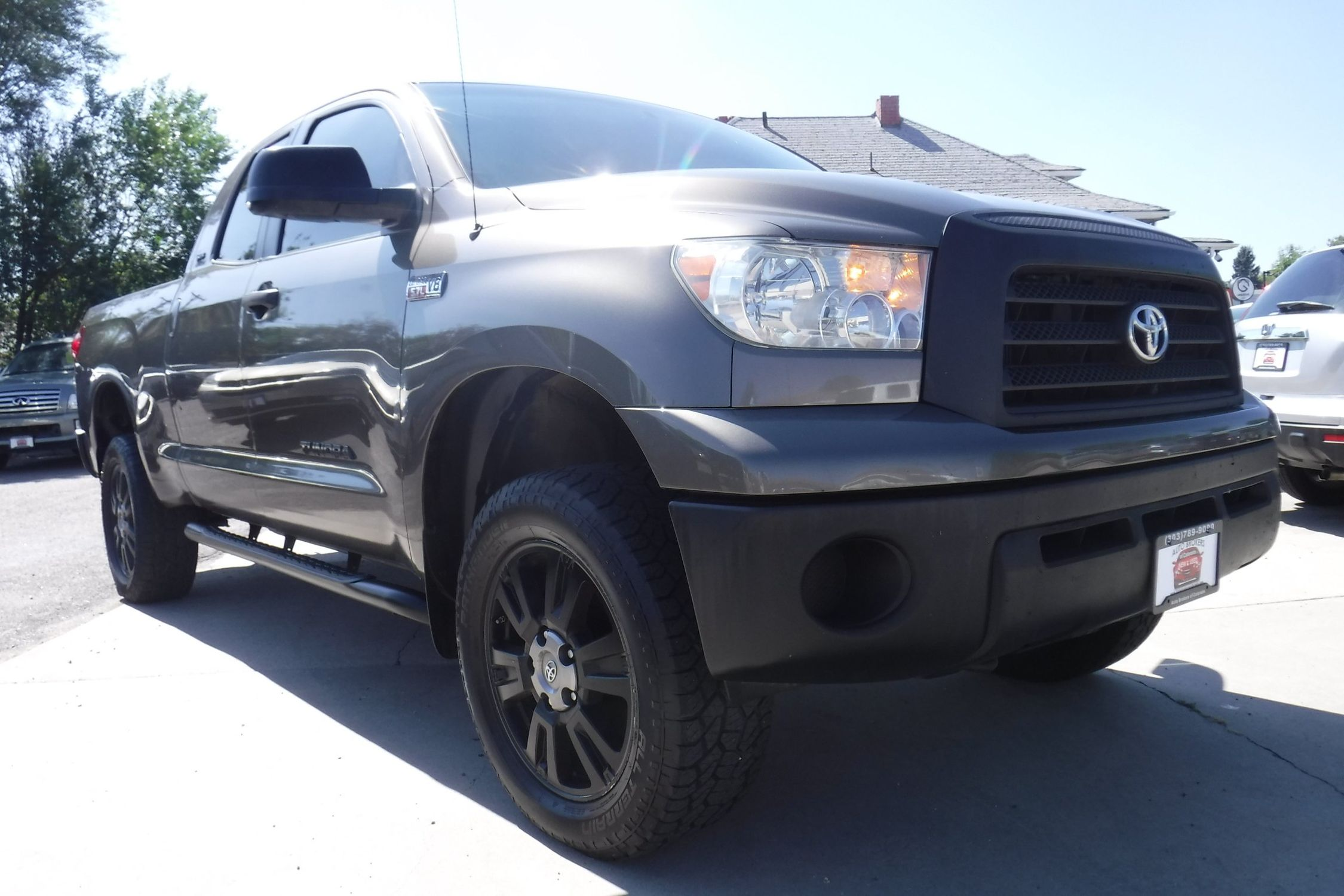 2007 Toyota Tundra Sr5 Auto Brokers Of Colorado Llc Tow Package Wiring