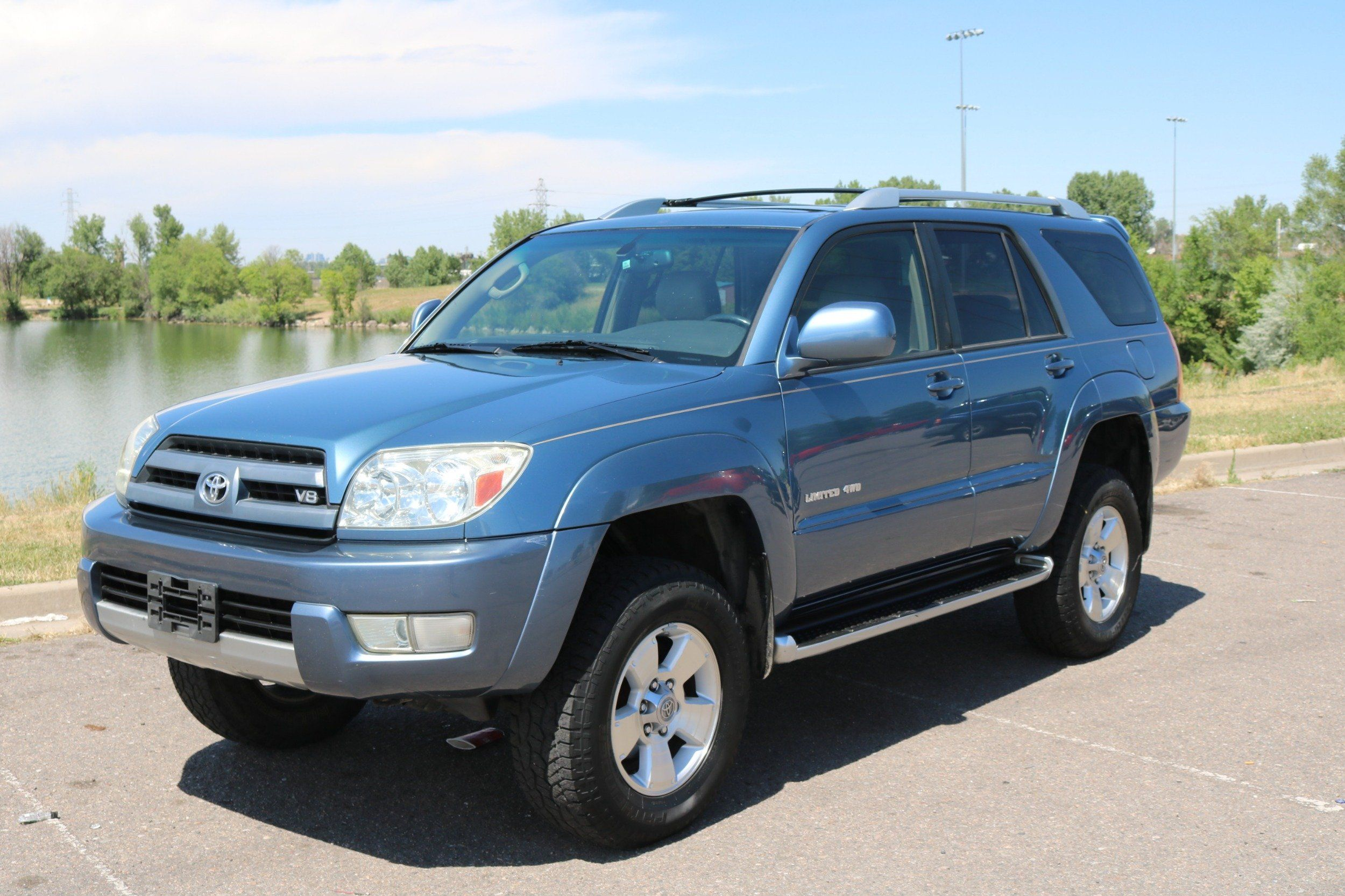 Good 2003 Toyota 4Runner Limited