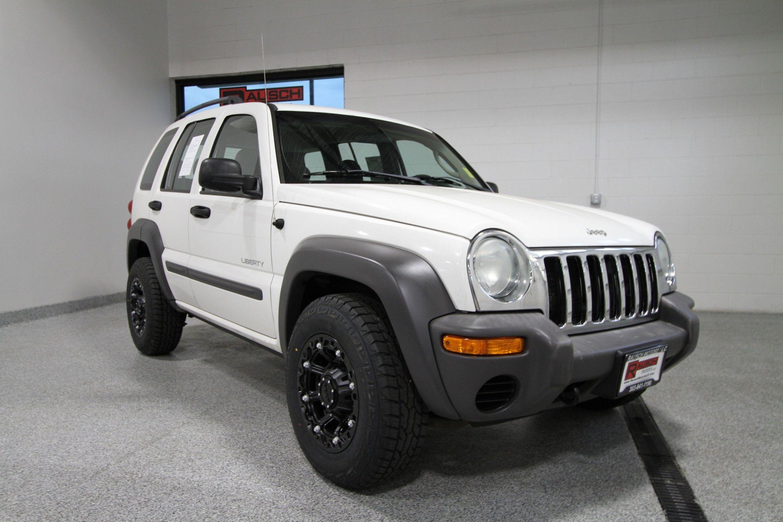 2004 jeep liberty sport | rausch motors