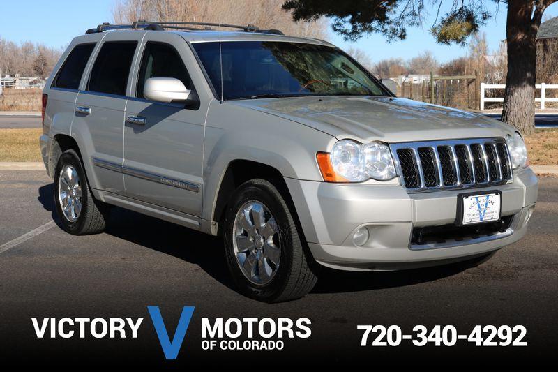 2009 Jeep Grand Cherokee Overland Victory Motors Of Colorado