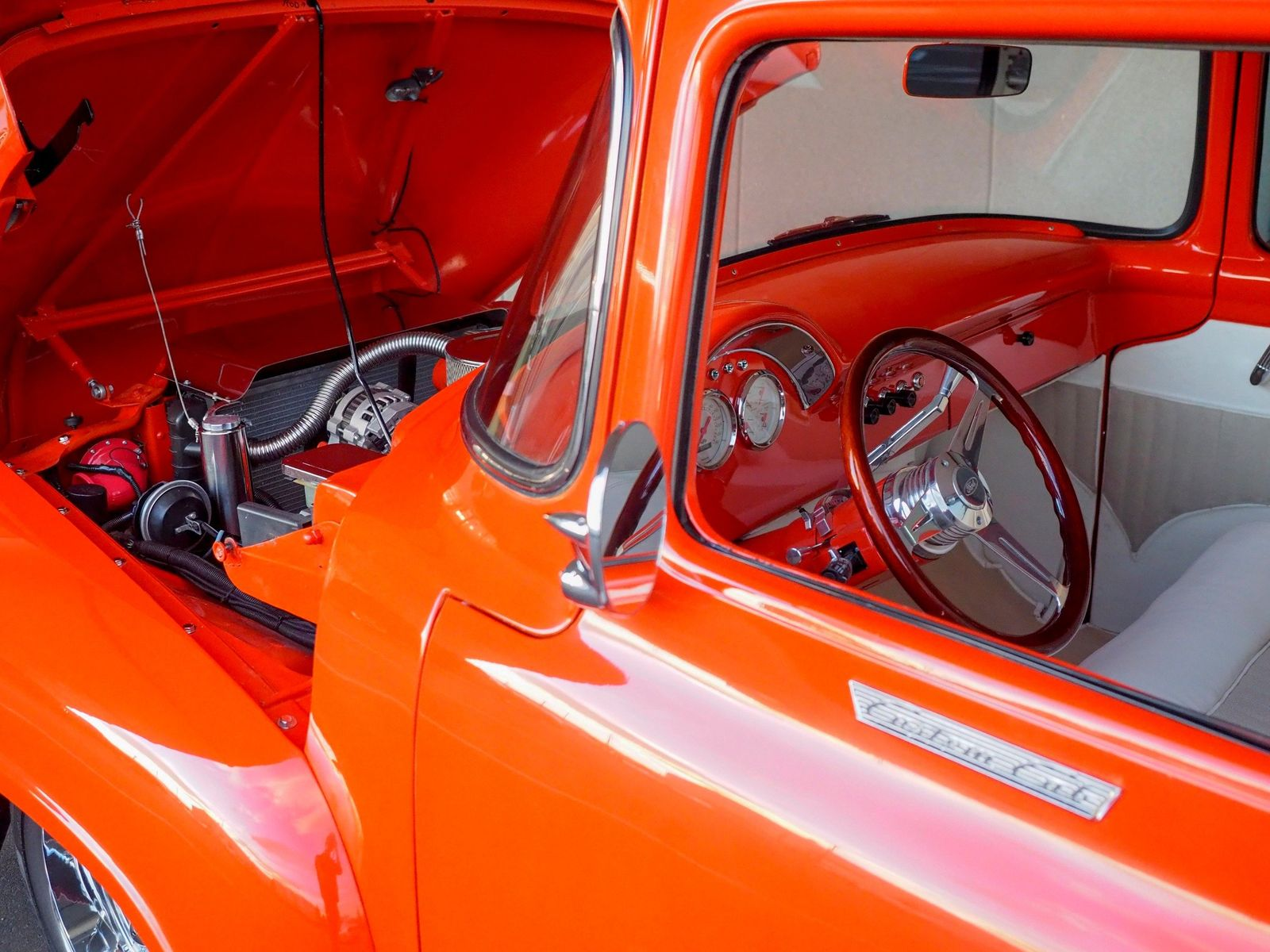 1956 Ford F100 21