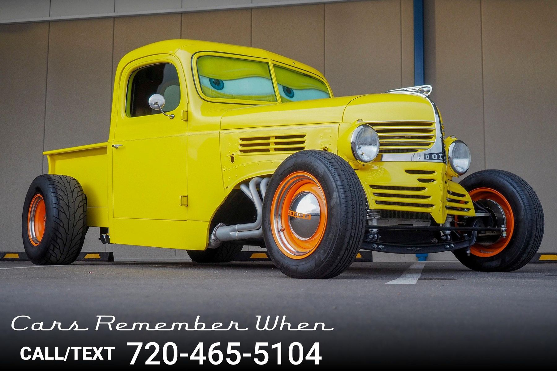 1940 Dodge Pickup Hot Rod Cars Remember When