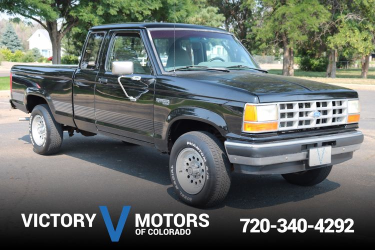1991 ford ranger xlt victory motors of colorado for Victory motors trucks longmont