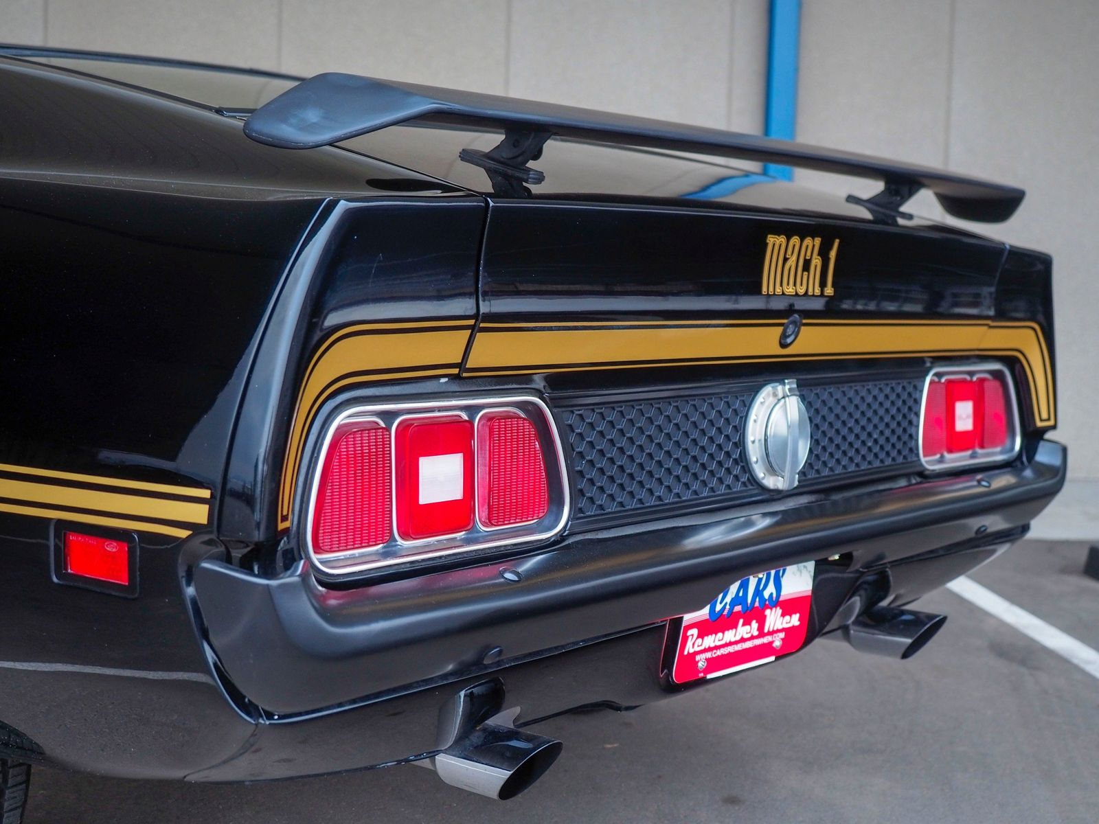 1972 Ford Mustang 24