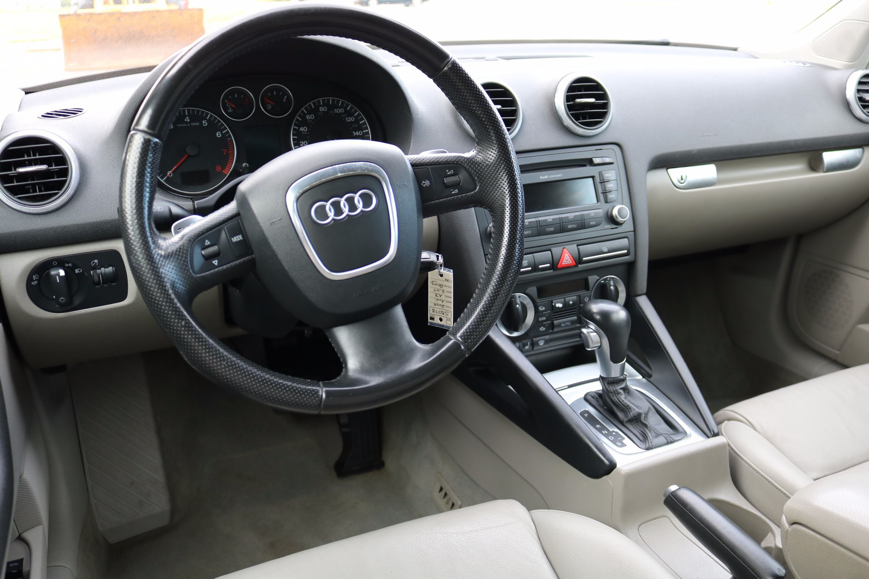 2008 Audi A3 s