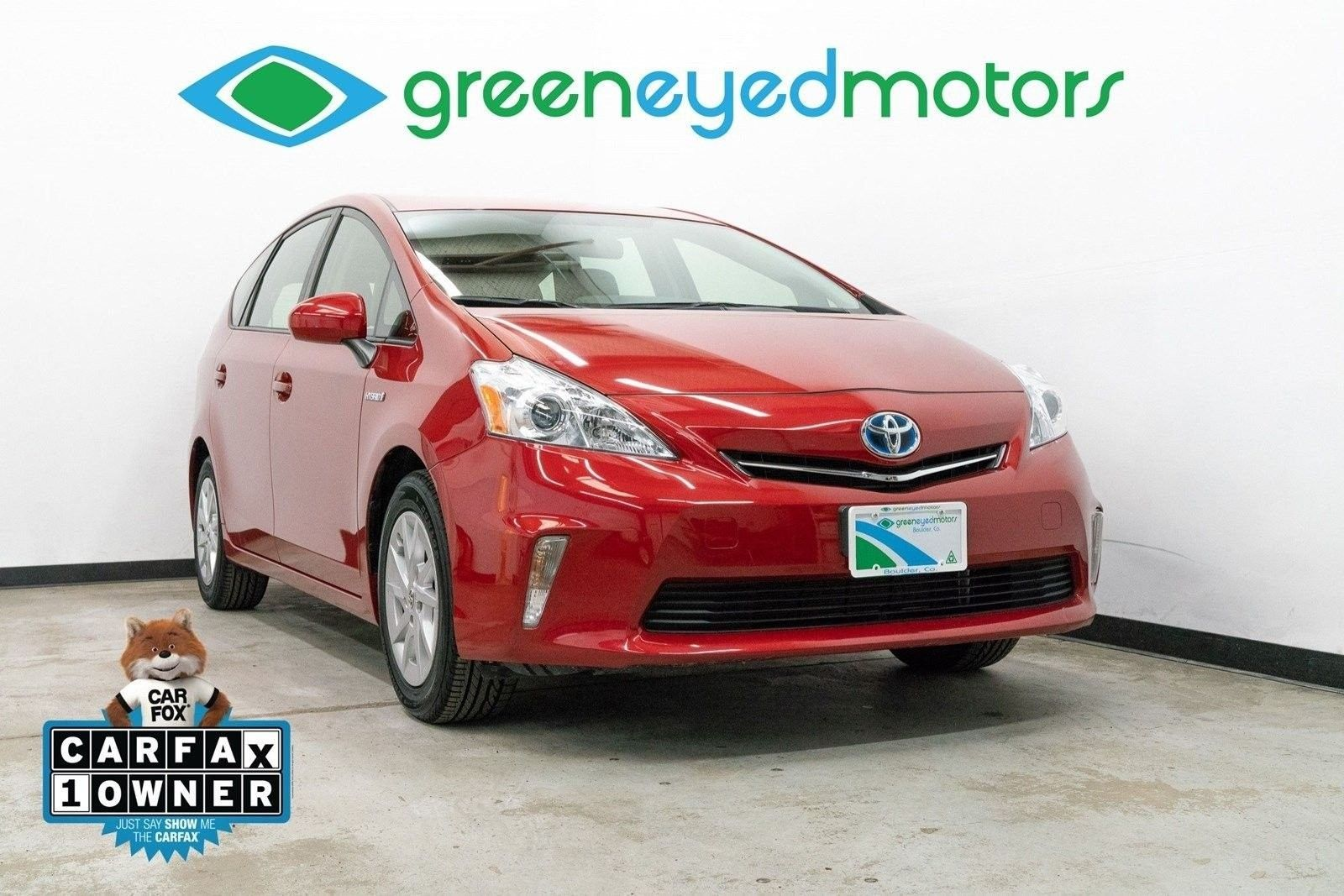 2014 toyota prius v three green eyed motors rh greeneyedmotors com