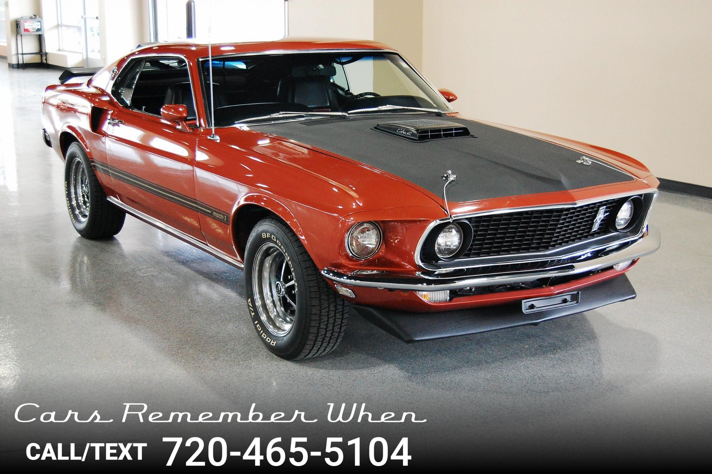 1969 Ford Mustang s