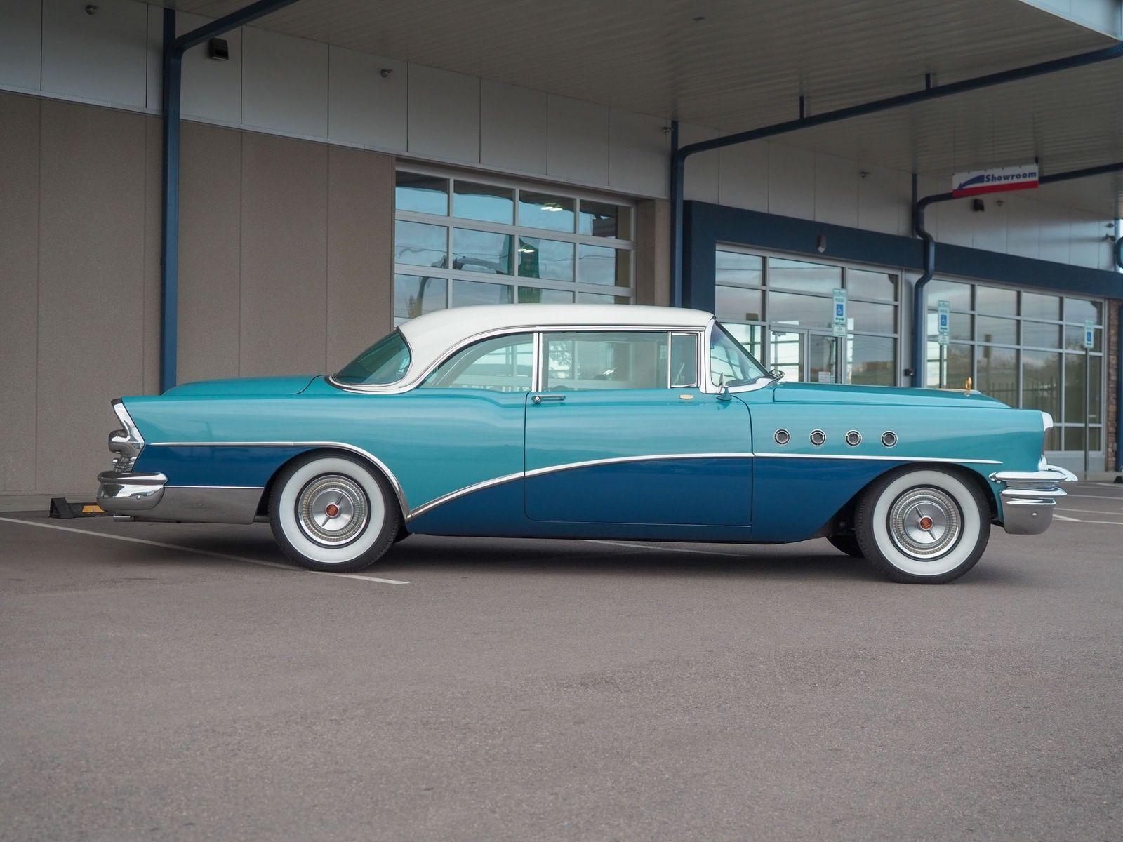 1955 Buick Roadmaster 30