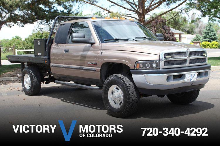 2001 Dodge Ram 2500 Slt Victory Motors Of Colorado