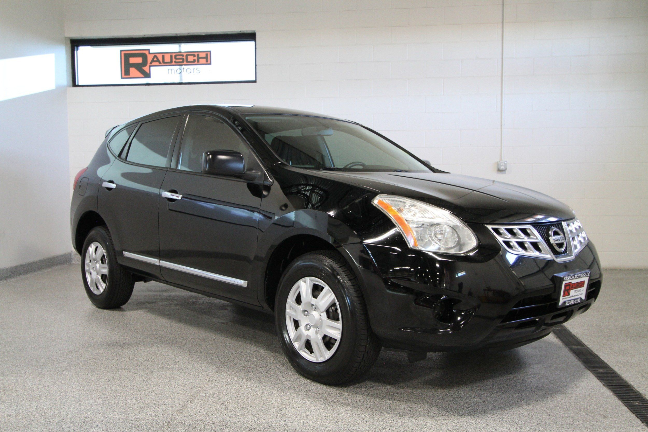 2013 Nissan Rogue S AWD. S AWD Automatic CLEAN! Market Price Advantage!