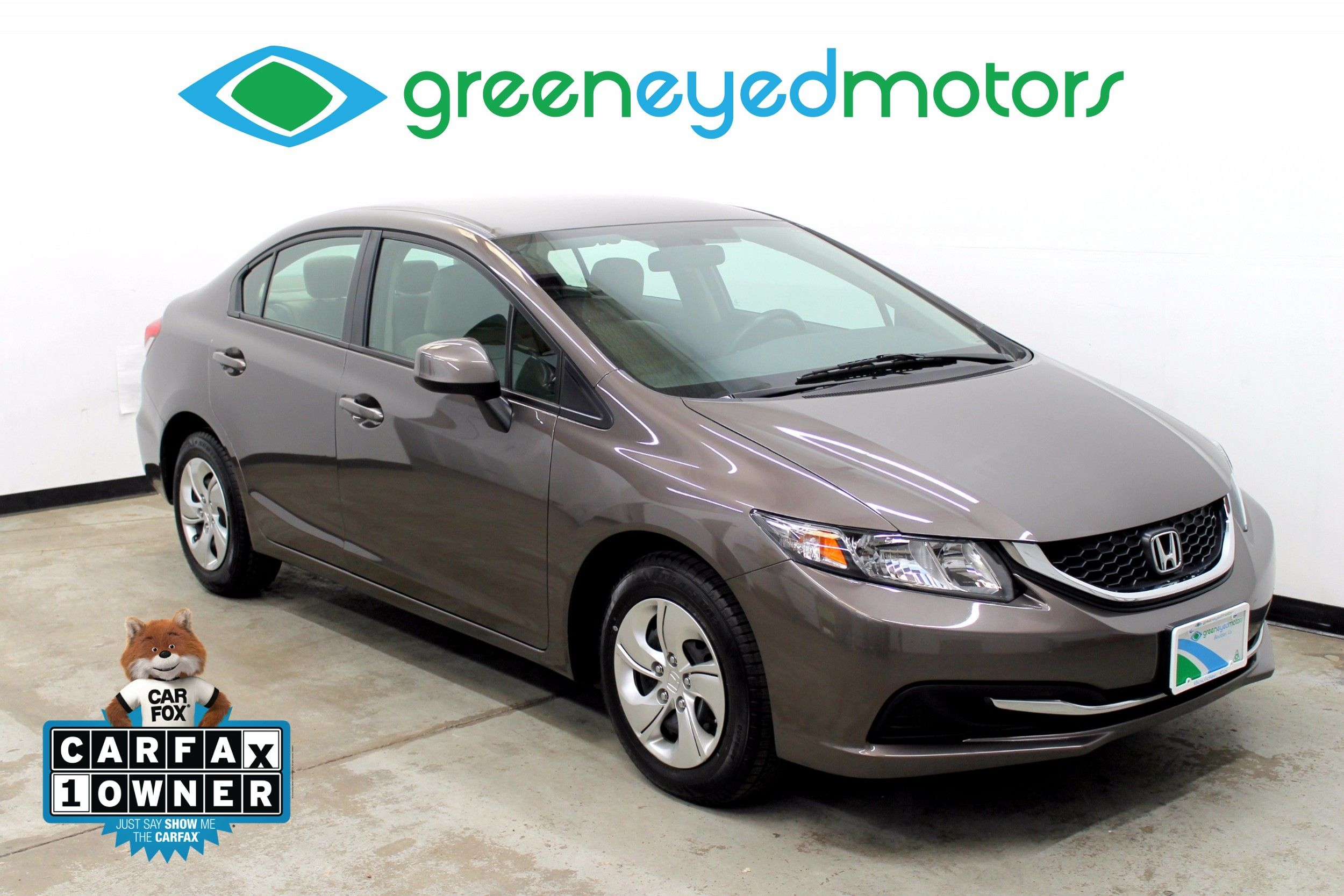 2013 Honda Civic LX. Back Up Camera   39 MPG Highway!!