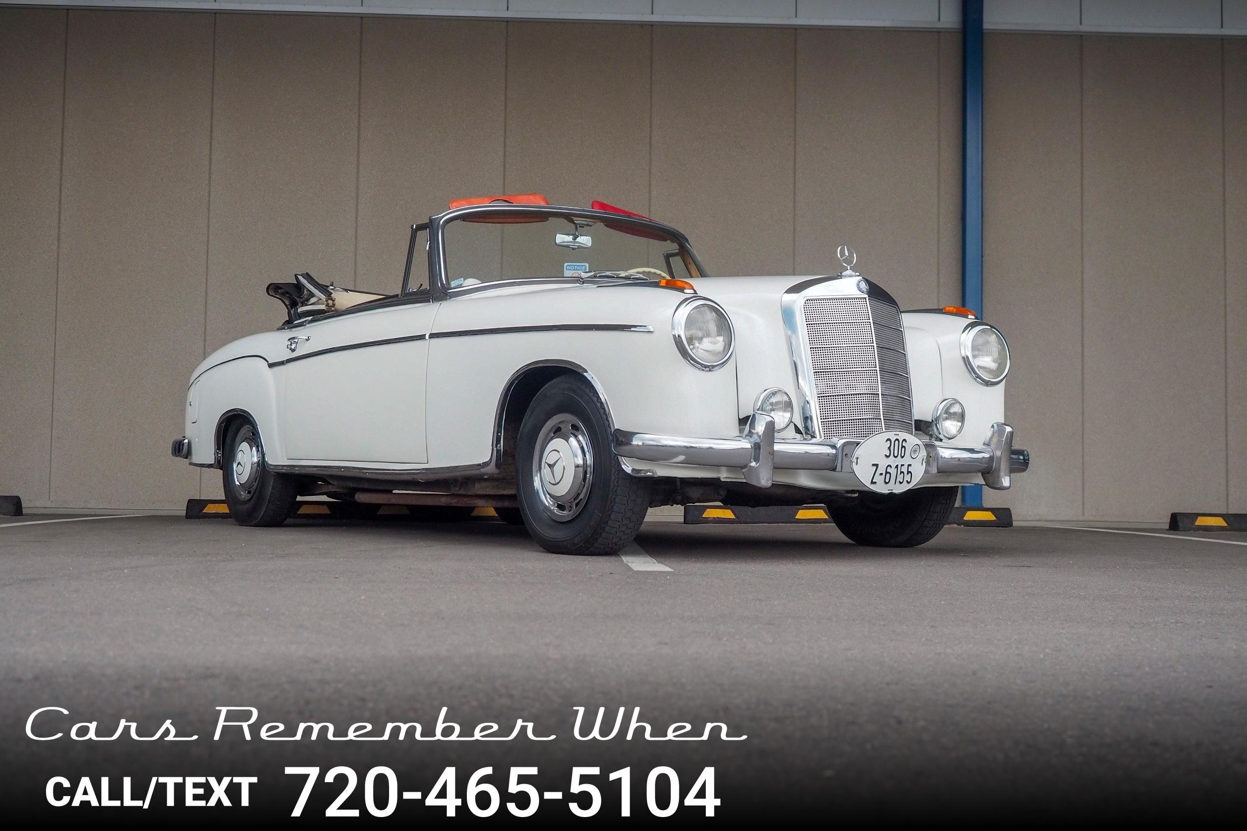 Classic Cars For Sale | Cars Remember When