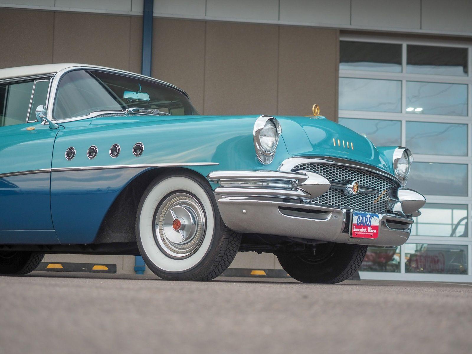 1955 Buick Roadmaster 26