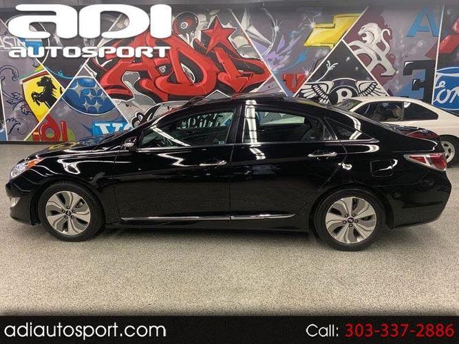 2014 Hyundai Sonata Hybrid Limited   ADI Autosport