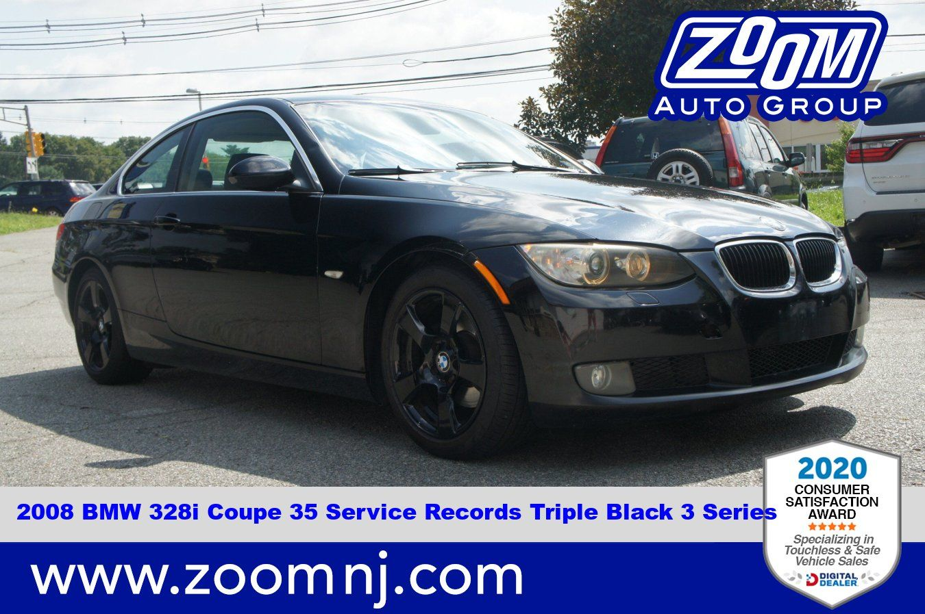 2008 Bmw 3 Series 328i Zoom Auto Group Used Cars New Jersey