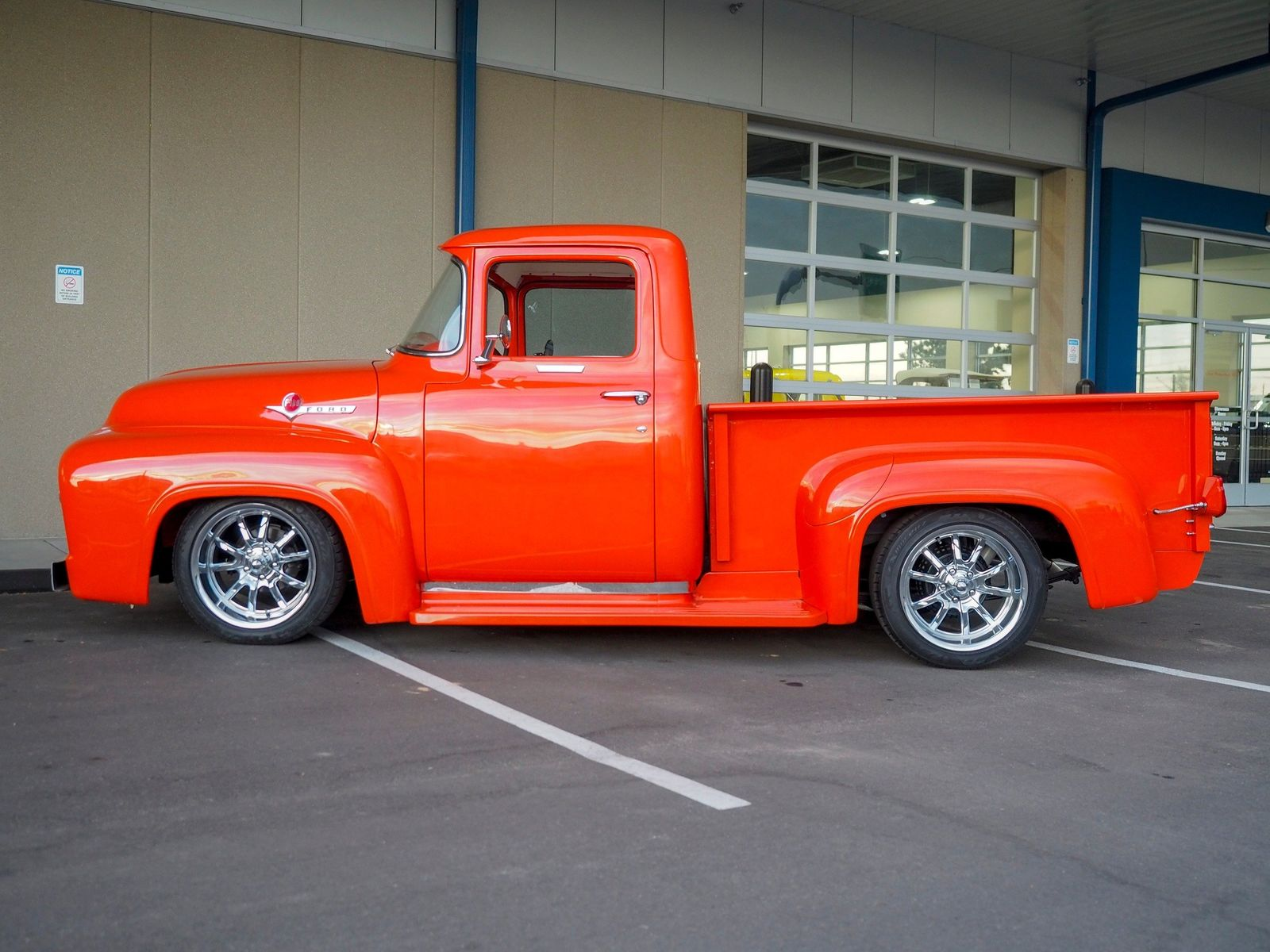 1956 Ford F100 9