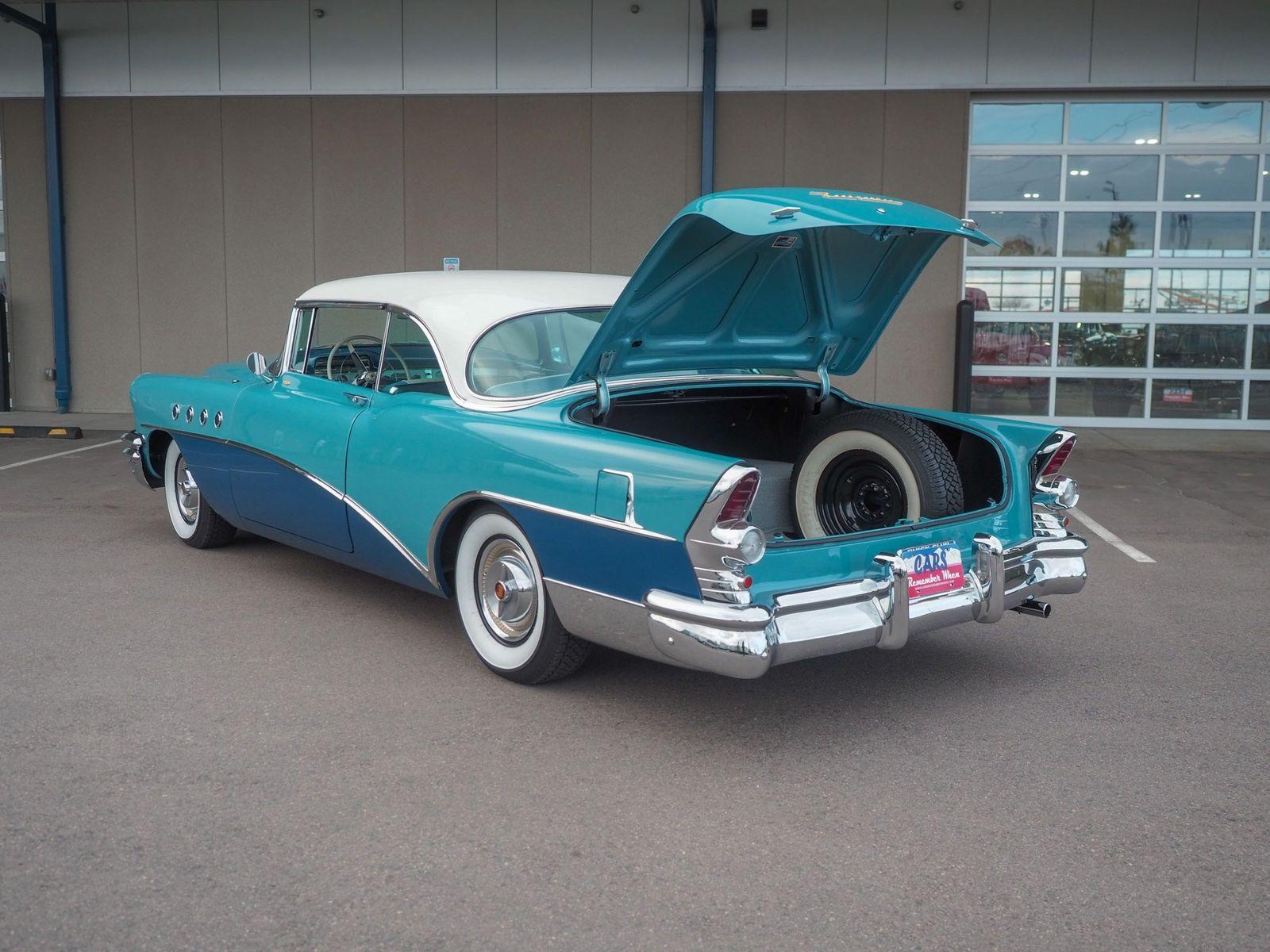 1955 Buick Roadmaster 82