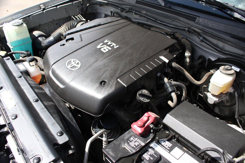 Toyota Hz Engine