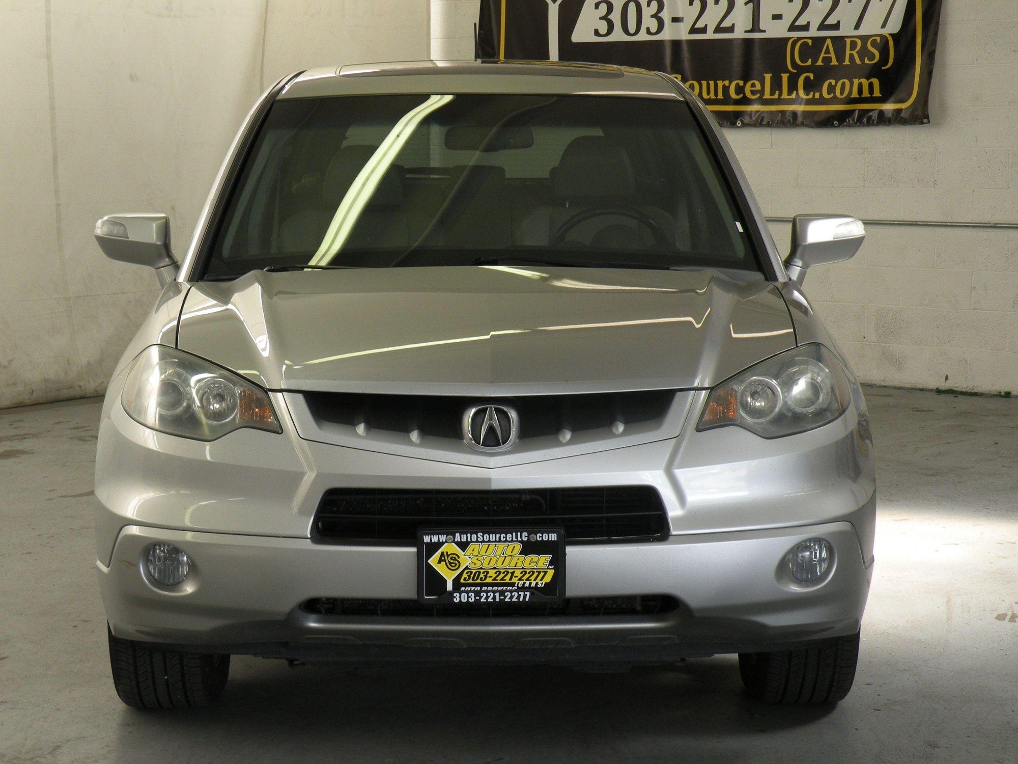 2009 Acura RDX SH AWD