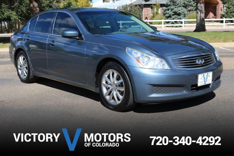 2009 INFINITI G37 Sedan | Victory Motors of Colorado