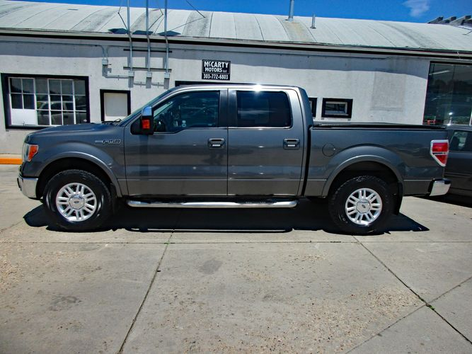 2013 Ford F-150 Lariat | McCarty Motors LLC
