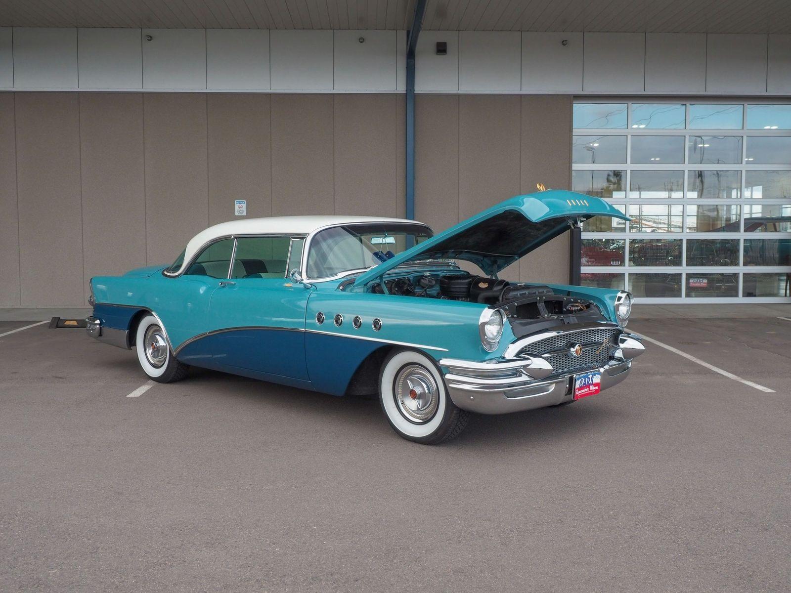 1955 Buick Roadmaster 48