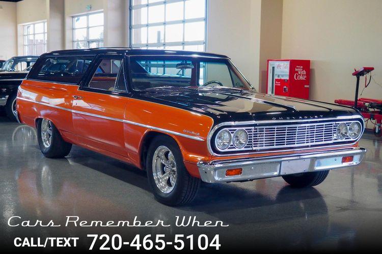 1964 Chevrolet Chevelle Malibu Wagon | Cars Remember When