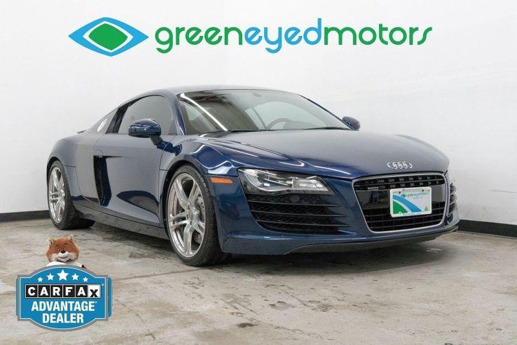 2009 Audi R8 Quattro Green Eyed Motors