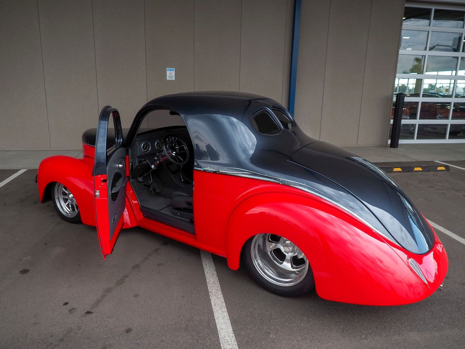 1940 Willys Coupe 27