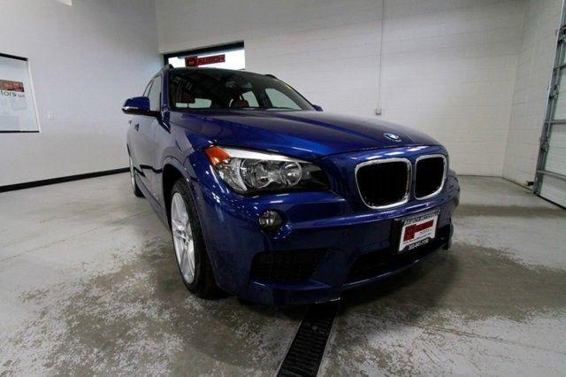 2015 BMW X1 XDrive28i 28i XDrive M Sport W Ultimate Package Le Mans Blue