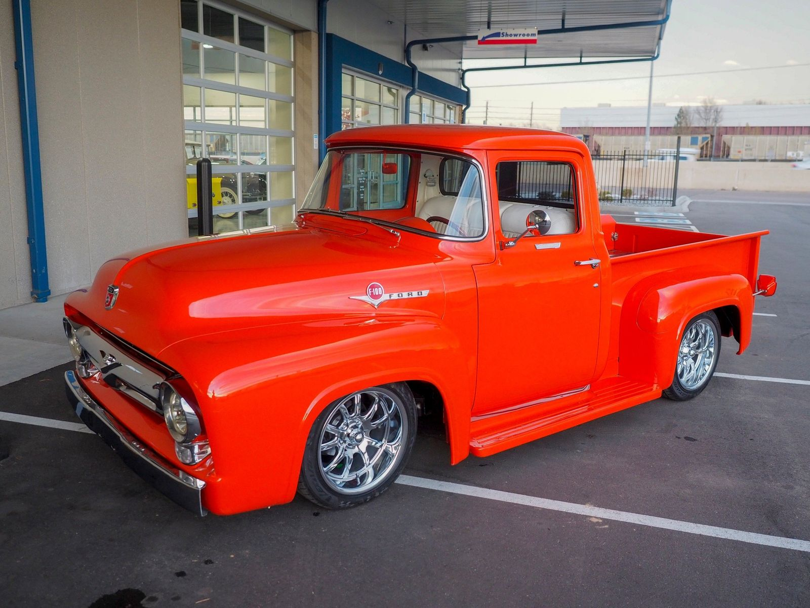 1956 Ford F100 43