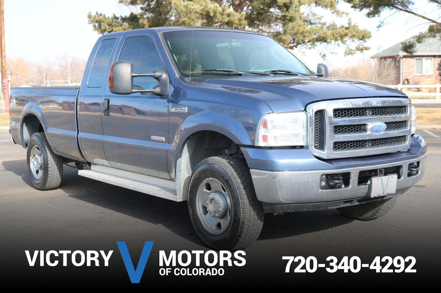 2006 Ford F 250 Super Duty Xlt Victory Motors Of Colorado