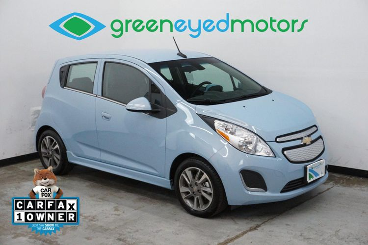 2016 chevy spark ev owners manual