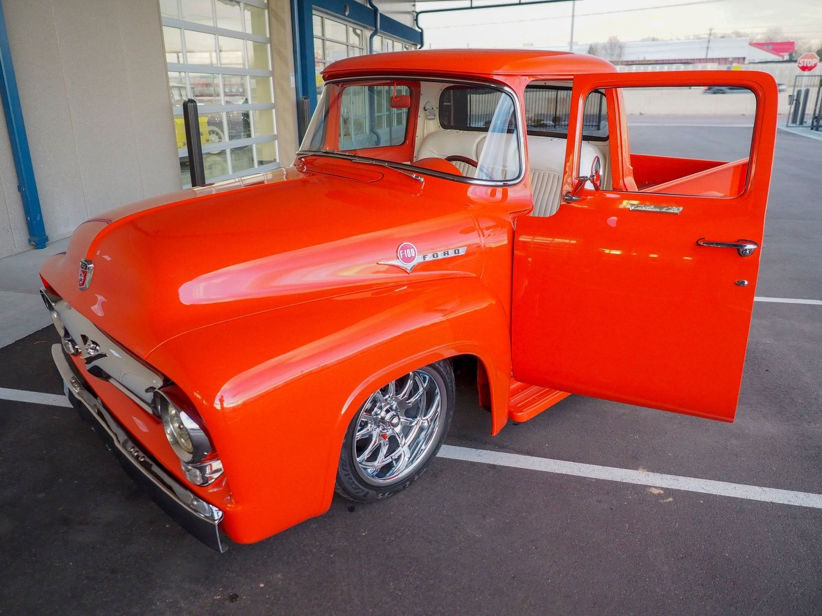 1956 Ford F100 44