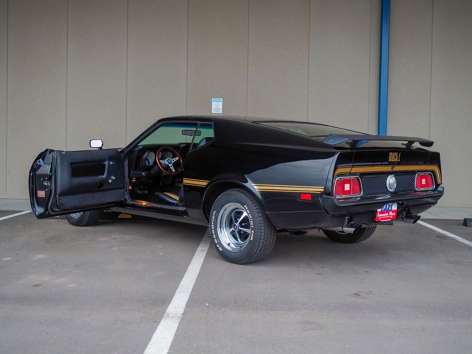 1972 Ford Mustang 27