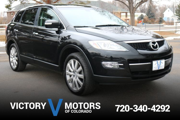 2009 Mazda Cx 9 Grand Touring Victory Motors Of Colorado