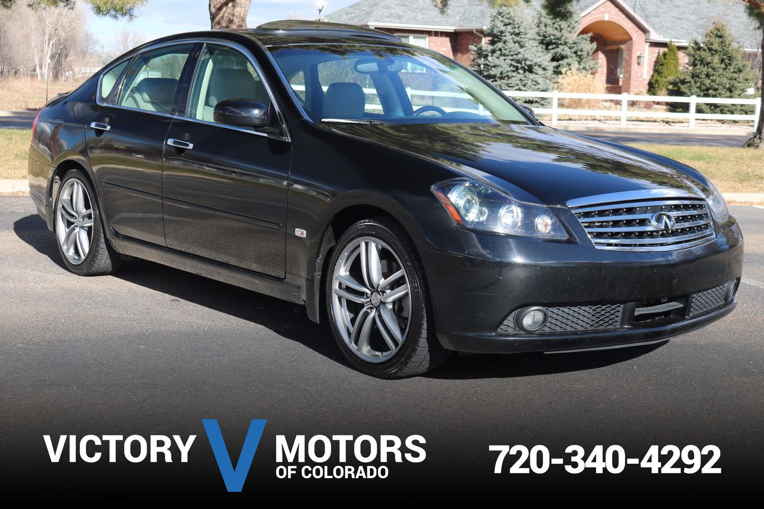 2006 Infiniti M35 Victory Motors Of Colorado Remote Starter For