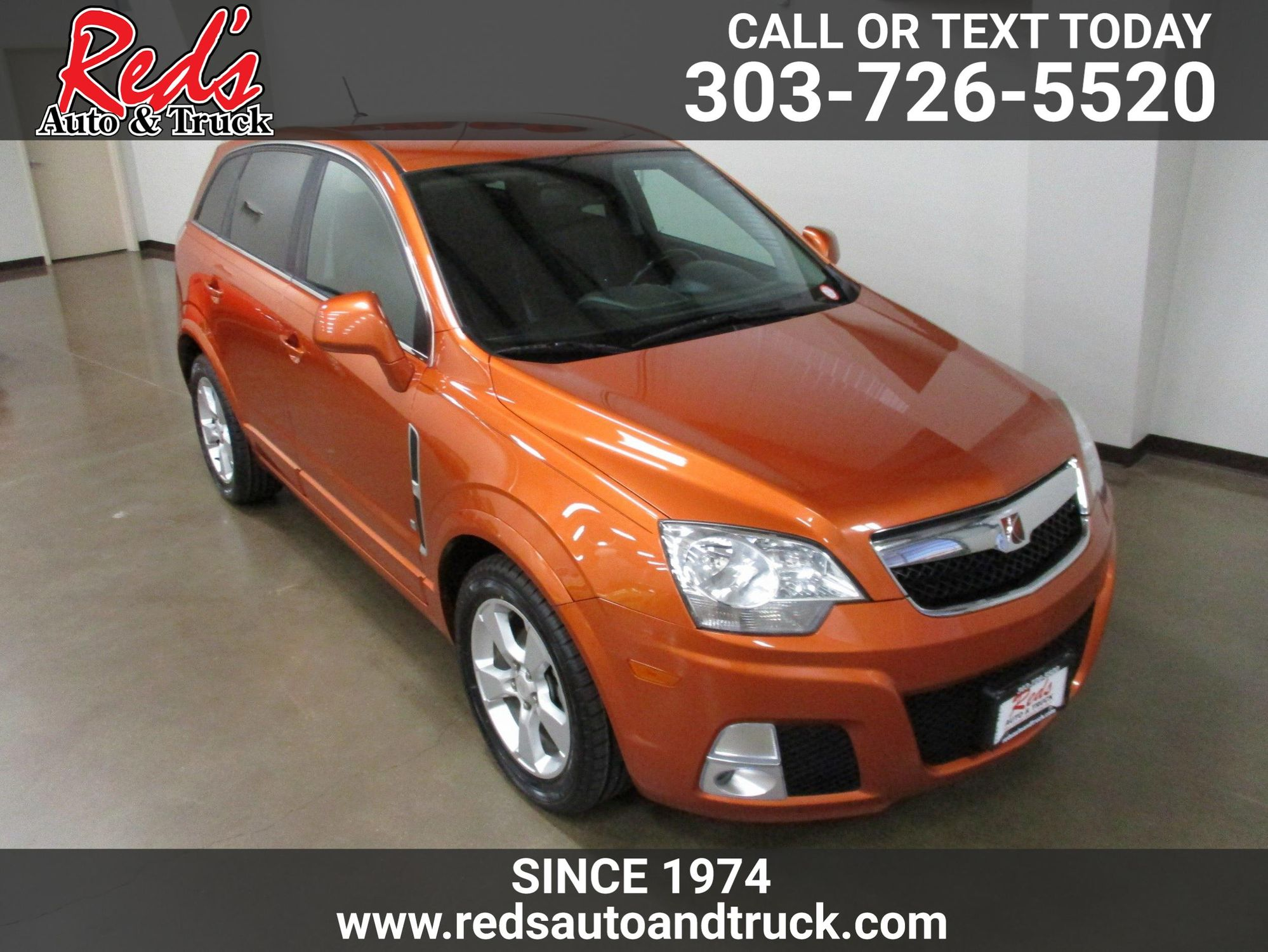 2008 Saturn Vue Red Line | Red's Auto and Truck
