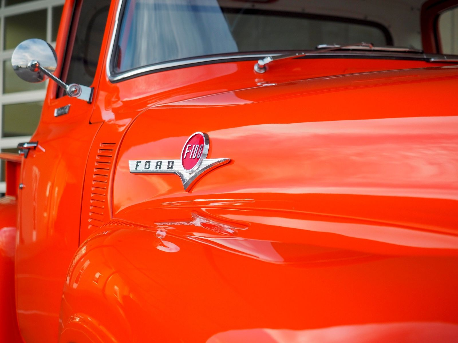 1956 Ford F100 10