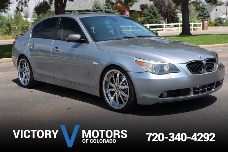 BMW I Victory Motors Of Colorado - 2008 bmw 545i