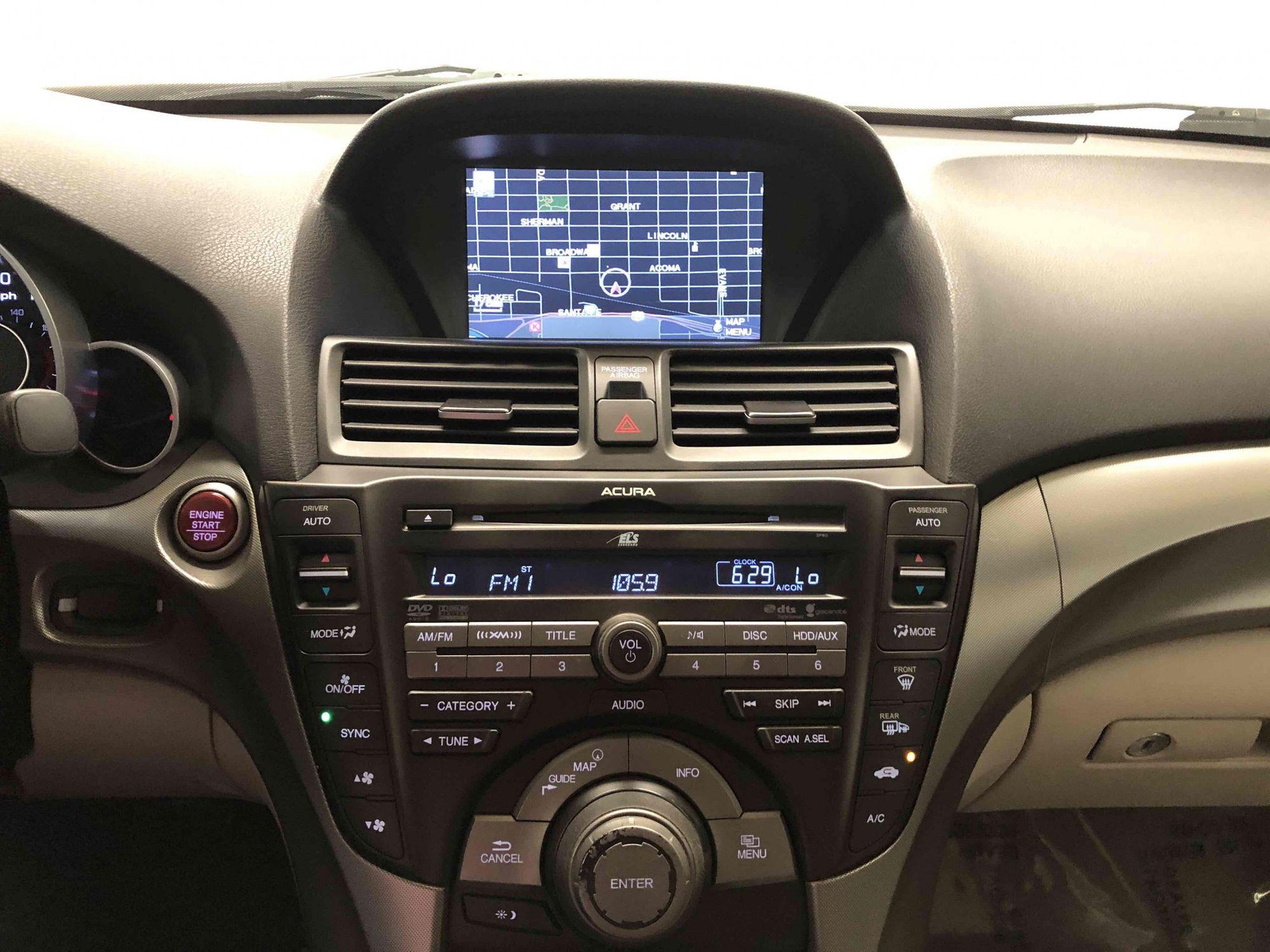 2010 Acura TL w Tech w 18 In Wheels