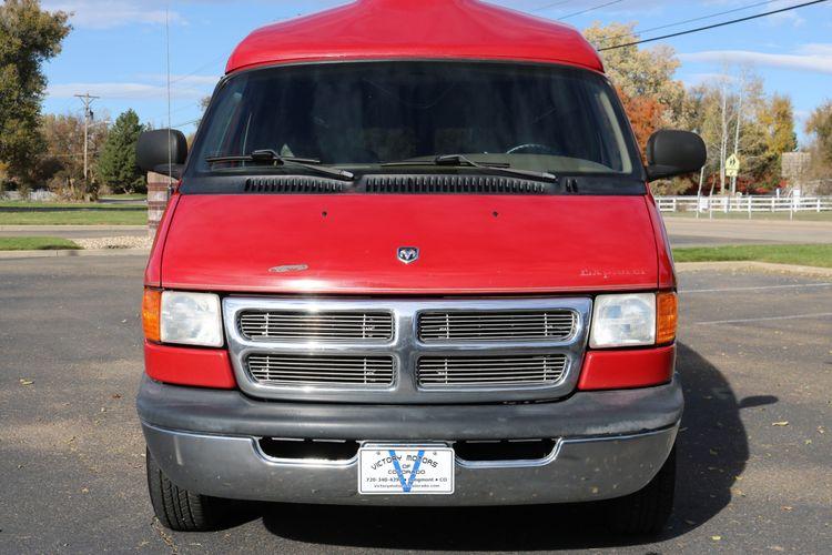 2000 Dodge Ram Van 1500 Explorer | Victory Motors of Colorado