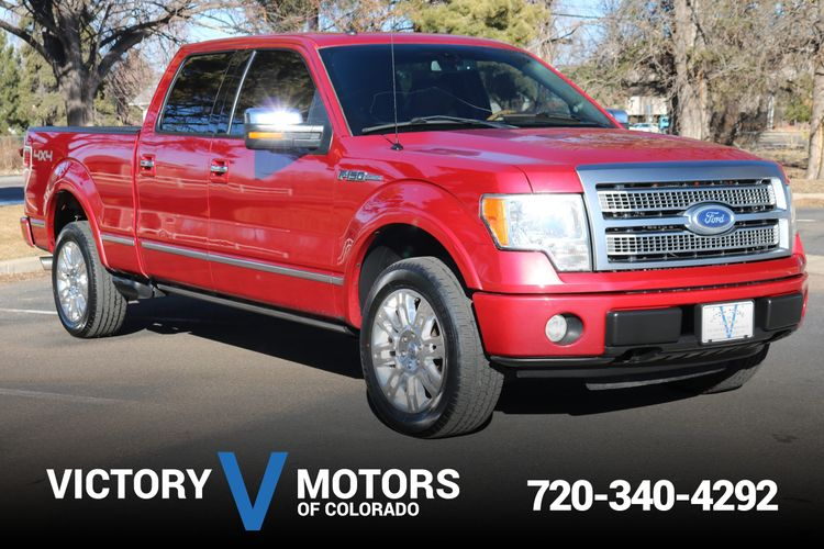 2010 Ford F-150 Platinum | Victory Motors of Colorado