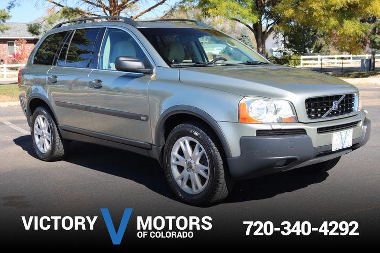 2006 Volvo Xc90 25t Victory Motors Of Colorado