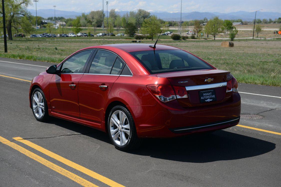 Cruze chevy cruze ltz 2014 : 2014 Chevrolet Cruze LTZ | Insight Automotive