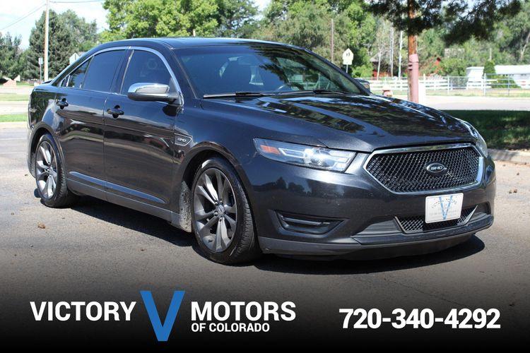 2014 Ford Taurus Sho Victory Motors Of Colorado