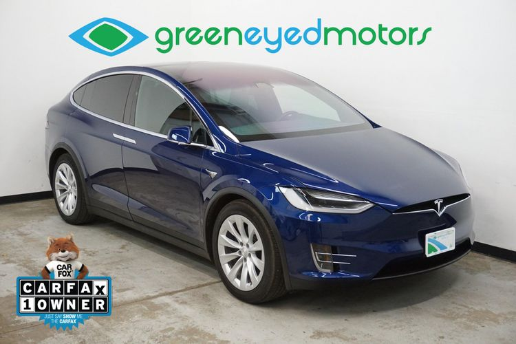 2017 Tesla Model X 100d Green Eyed Motors