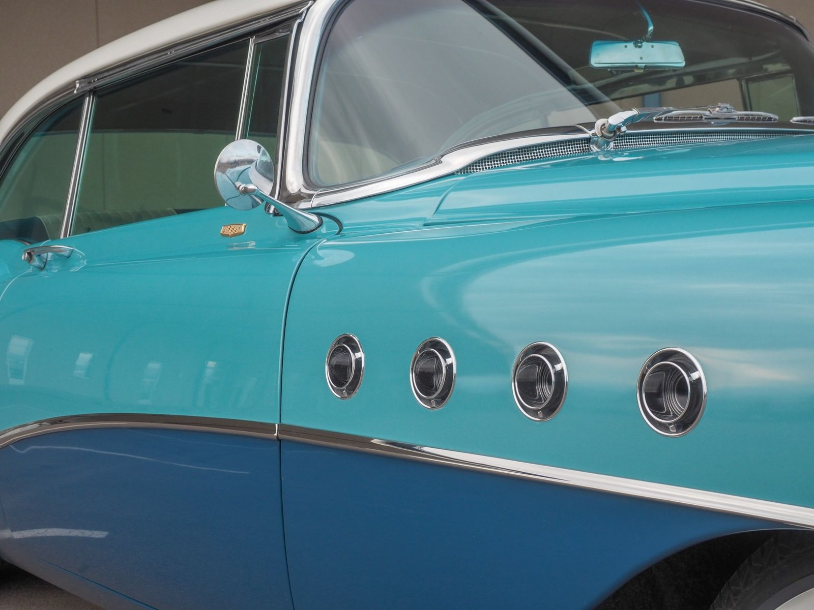 1955 Buick Roadmaster 37