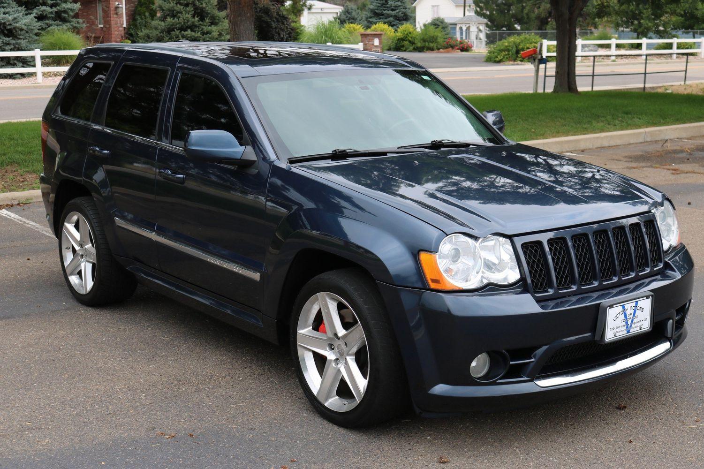 Jeep Cherokee Srt8 For Sale >> 2010 Jeep Grand Cherokee Srt8 Victory Motors Of Colorado