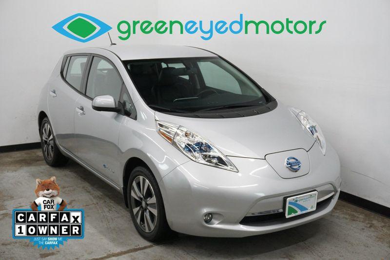 2015 nissan leaf sl green eyed motors rh greeneyedmotors com